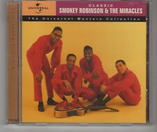 (HH258) Smokey Robinson & The Miracles, Universal Masters Collection - 2000 CD
