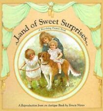 Land of Sweet Surprises by Ernest Nister (1997, Hardcover)