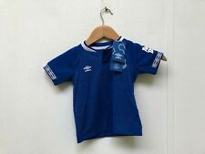 82212f698 Everton FC Kid s Umbro 2018 19 Home Shirt - 18-24 Months - Bronw