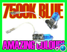 H3 7500K Xenon Fog Light/Lamp Bulbs Replacement Ford Cougar Focus 98-05 Sierra