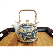 Théière chinoise et asiatique, dragon