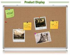 Corkboards Notice Board Pin Board 60x90cm 3 ways to install