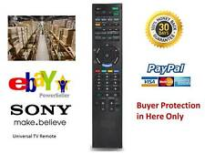 REMOTE CONTROL FOR SONY BRAVIA TV DVD RM-ED009 RM-GD004W RM-GD016 RM-GD020