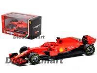 Bburago 1:43 Ferrari F1 SF71-H 2018 Sebastian Vettel # 5 18-36809 Diecast Model