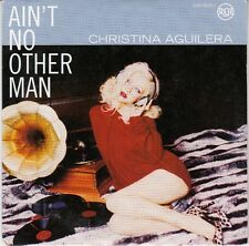 CD  SP  2T CHRISTINA AGUILERA AIN'T NO OTHER MAN*