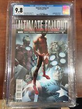 Ultimate Fallout 4 CGC 9.8 Comic Book Bundle Box