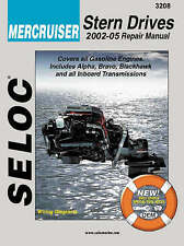 Mercruiser Gas Eng/Drives92-04 by SELOC (Book, 2005)
