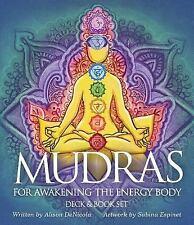 NEW - Mudras for Awakening the Energy Body by Alison Denicola
