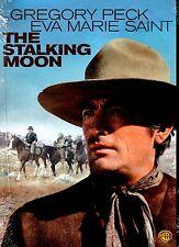 NEW WESTERN DVD // STALKING MOON // Gregory Peck, Eva Marie Saint, Robert Forste