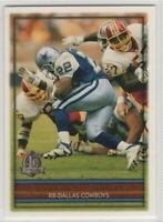 1996 Topps Football Dallas Cowboys Team Set