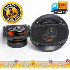 4 inch replacement car speakers ideal for dash board speaker replacements.