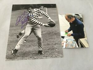 HUGO PORTA Rugby player Argentina IN-PERSON signed photo 8 x 10 autograph +proof