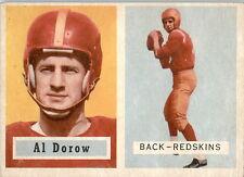 1957 Topps 24 Al Dorow EX #D313653