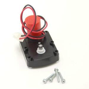 Kenmore 7286039 Water Softener Valve Motor Genuine Original Black/Red