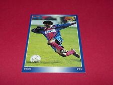 VALDO PARIS SAINT-GERMAIN PSG PANINI FOOTBALL CARD 1994-1995