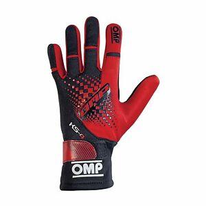 OMP | KS-4 Karting Gloves MY2018 | KK02744E ( KS4, Kart, Race )