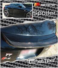 R-Style Sport Rear Boot Carbon Fibre Trunk Spoiler for Audi 00-06 TT 8N 1.8T MK1