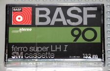 BASF  FERRO SUPER LH  I   90   BLANK CASSETTE TAPE (1) (SEALED)