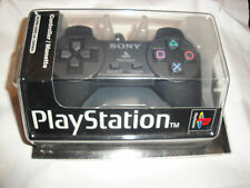 BRAND NEW Sony Playstation 1 Black Noir PS1 Controller SCPH-1080 UB/94064