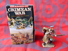 King & Country UK - Exclusive édition - Crimean war - Russe rechargeant CRW09