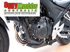 OK522 HONDA CB500F & CB500X 2013-18 NO CUT OGGY KNOBBS KIT Crash Protection