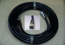 15 M ecoFLEX 10 confectionnées/2 x uhf connecteur (pl)