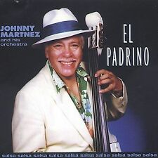 EL PADRINO by Johnny Martinez RARE Salsa CD FACTORY SEALED 1994
