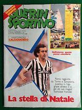 GUERIN SPORTIVO 1983 n 51/52  con MaxiPoster CALENDARIO + Poster VARESE