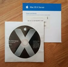 Apple Mac OS X Server v10.5 Leopard (Unlimited-Client License)+ Gift!