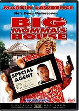 USED DVD // BIG MOMMA'S HOUSE - Martin Lawrence, Nia Long, Paul Giamatti, Jascha