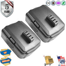 2 pack Repalce Lithium 12Volt 3.0Ah Battery For Ryobi CB120L 130503001 BPL-1220