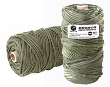 Rothco 139 Nylon Paracord 550lb 300 Ft Tube - Olive Drab