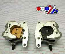 BRAKE CALIPER FRONT SET LH+RH Banshee YFZ 350 Blaster 200 Grizzly Raptor 350 660