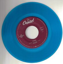 POISONS  (Stand)  Capitol S7-56969 =FJO! labels on BLUE VINYL
