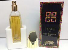 YSATIS DE GIVENCHY EDT Perfume SPRAY 3.3 oz 100 ML Women ORIGNAL FORMULA VINTAG