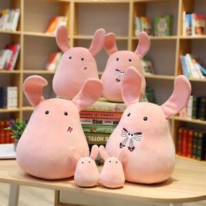 Toilet-bound Hanako-kun Mokke Plush Doll Pillow Stuffed Rabbit Toy Xmas Gift