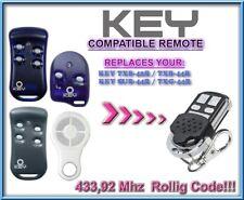 KEY TXB-42R / KEY TXB-44R compatibile telecomando / 433,92Mhz Rolling code