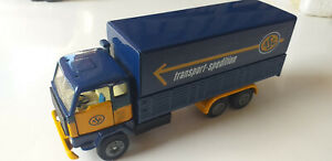 TEKNO CAMION VOLVO  ASG TRANSPORT- SPEDITION ECH 1/50