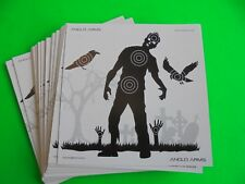 14cm card ZOMBIE targets for airifles will fit 14cm target holders.