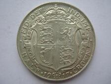 1917 silver Halfcrown, NEF.