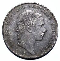 1854 Austria One 1 Thaler - Franz Joseph I - Lot