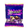 Kpokaht Chocolate Candy with Nuts Snack Food Gift 俄罗斯KDV巧克力糖果喜糖坚果夹心紫皮糖零食500克/袋