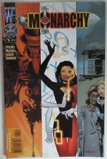 2001 THE MONARCHY #4 -  VG                        (INV21098)