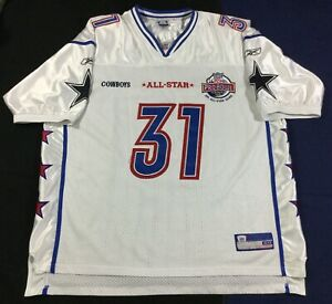 Dallas Cowboys All Star Game Roy Williams #31 Football-NFL Reebok Jersey Size60