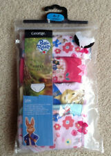 BRAND NEW Peter Rabbit Girls Pink Briefs Knickers 5 Pack Age 6-7 Years