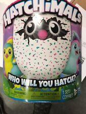 Hatchimals Penguala Hatching Egg Interactive Pink/Teal Penguin Spin Master