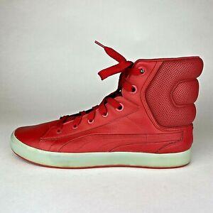 Men's Puma High Tops Sneakers ftwpc/fcnpc art 35255402, Size 13, Excellent Cond.