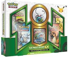 Venusaur EX Red and Blue Collection Box Pokemon TCG Generations 20th Anniversary