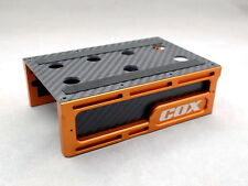 RC-COX Chassis Set-up Alu Carbon Stage For Xray T4 T3 BD7 CSO TC10 TR10 BD7 - O