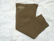 French  HBT  Military Army M47 Field Trousers Pants Size 35 MINT !